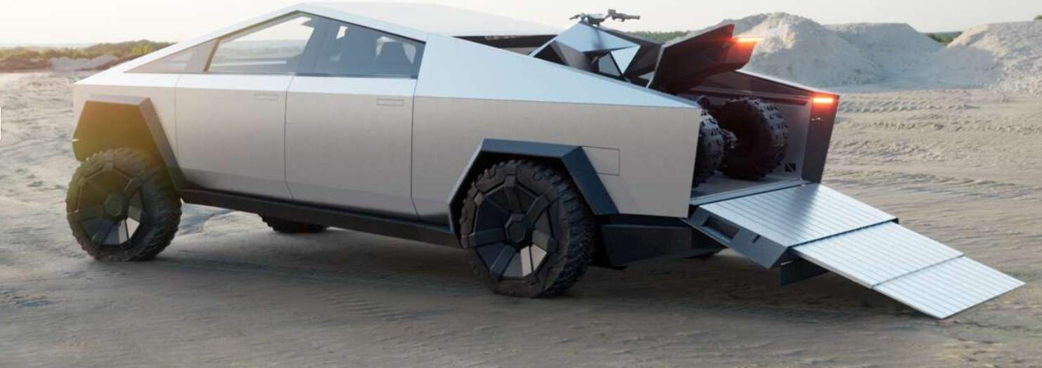 Can Cybertruck Go Off-Road