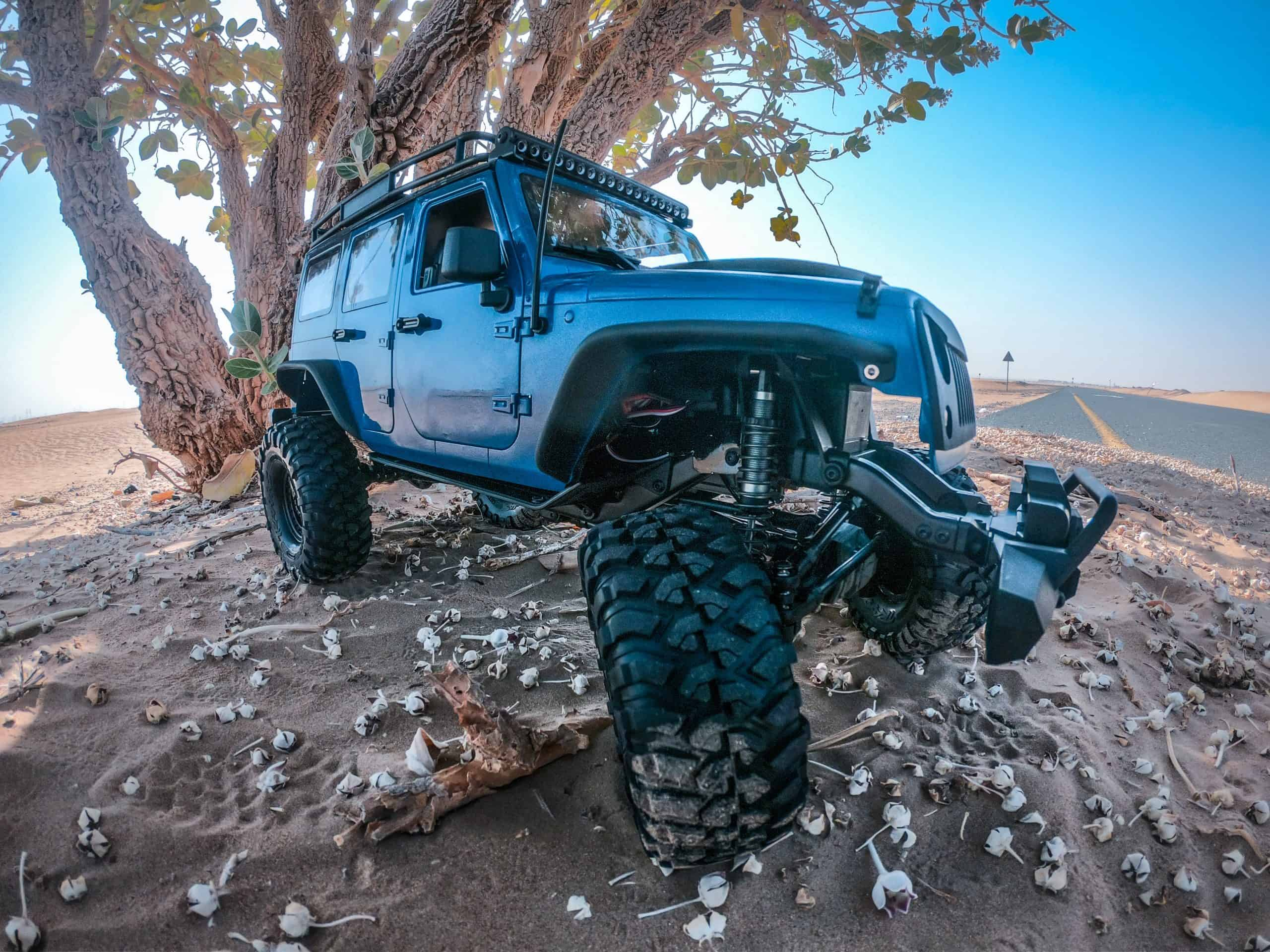 How Much Do Off-Road Tires Cost